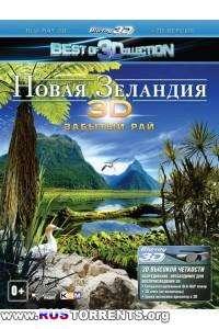 Новая Зеландия 3D: Забытый рай | BDRip-AVC