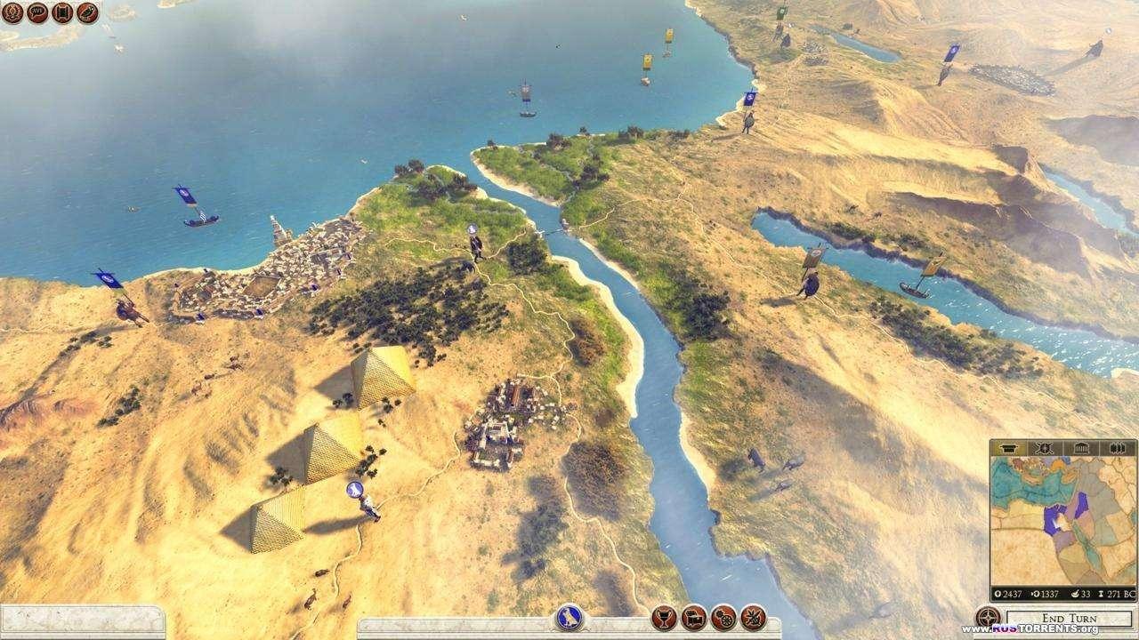 Total War: Rome 2 [+ 1 DLC] | PC | Repack от =Чувак=