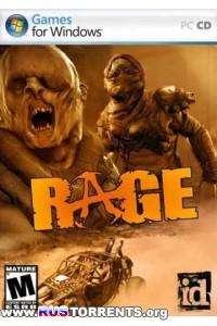 Rage | PC | Rip от R.G. Механики