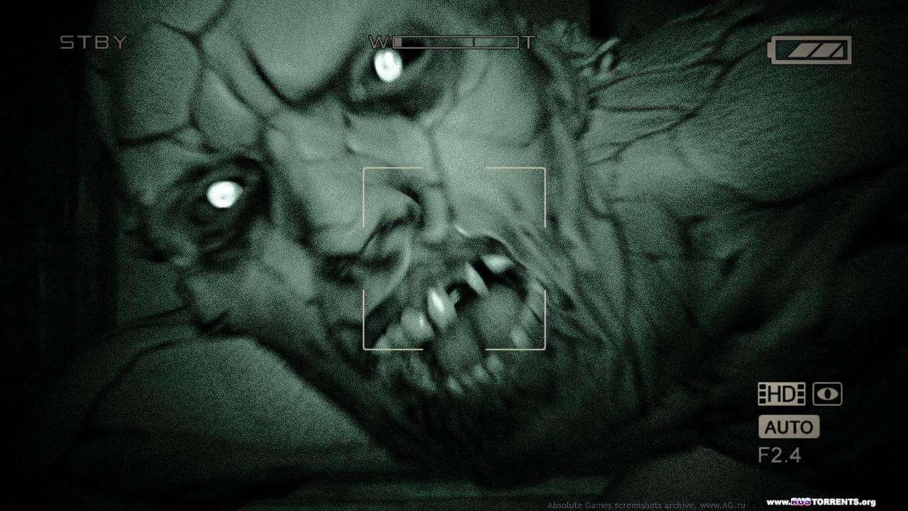 Outlast | PC | Steam-Rip от R.G. GameWorks
