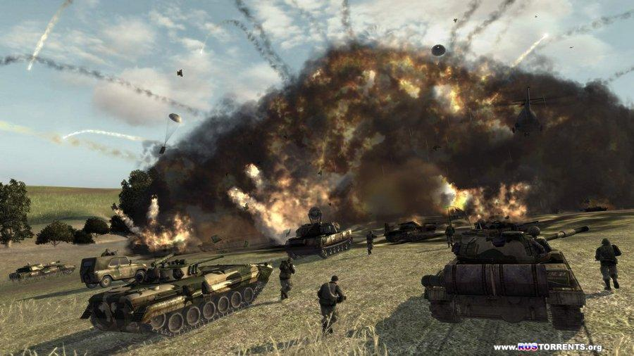 World in Conflict: Complete Edition | PC | RePack R.G. Games
