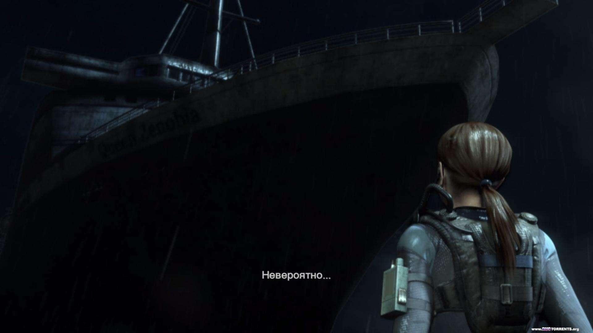 Resident Evil.Revelations.v 1.0.1 + 1 DLC | Repack �� Fenixx
