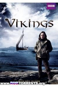 BBC. Викинги [01-03 серии из 03]   DVDRip