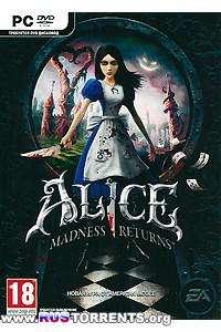 Alice: Madness Returns   РС   RePack от R.G. Механики