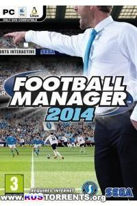 Football Manager 2014 | RePack от SEYTER