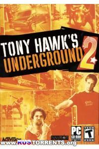 Tony Hawk's Underground 2 | PC | RePack от R.G. Механики