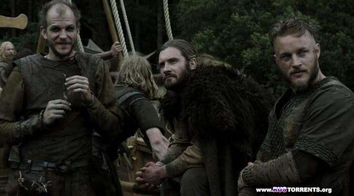 Викинги [01-02 сезоны: 01-19 серии из 19] | WEB-DLRip | AlexFilm