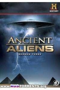 Древние пришельцы  [S03] HDTVRip-AVC 720p