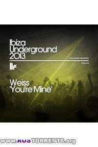 VA - Ibiza Underground 2013 Mixed by Willy Sanjuan 3CD