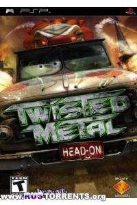 Twisted Metal Head On | PSP