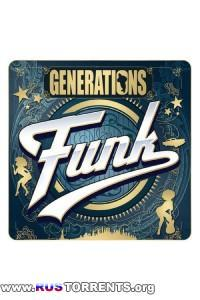 VA - Generations Funk (2CD) | MP3