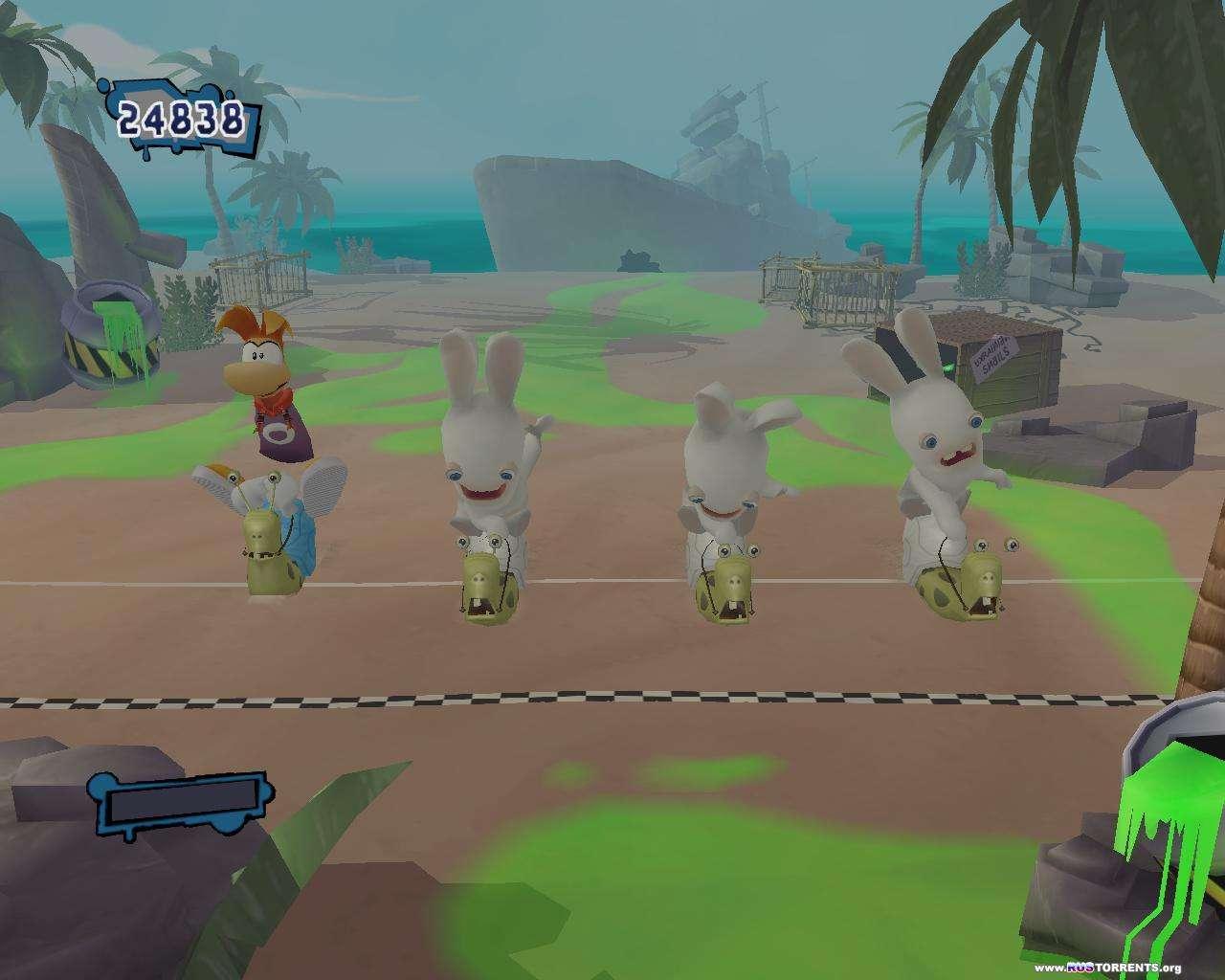 Rayman: Бешеные кролики 2 | Repack от Fenixx