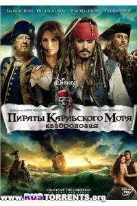 Пираты Карибского моря: На странных берегах | HDRip