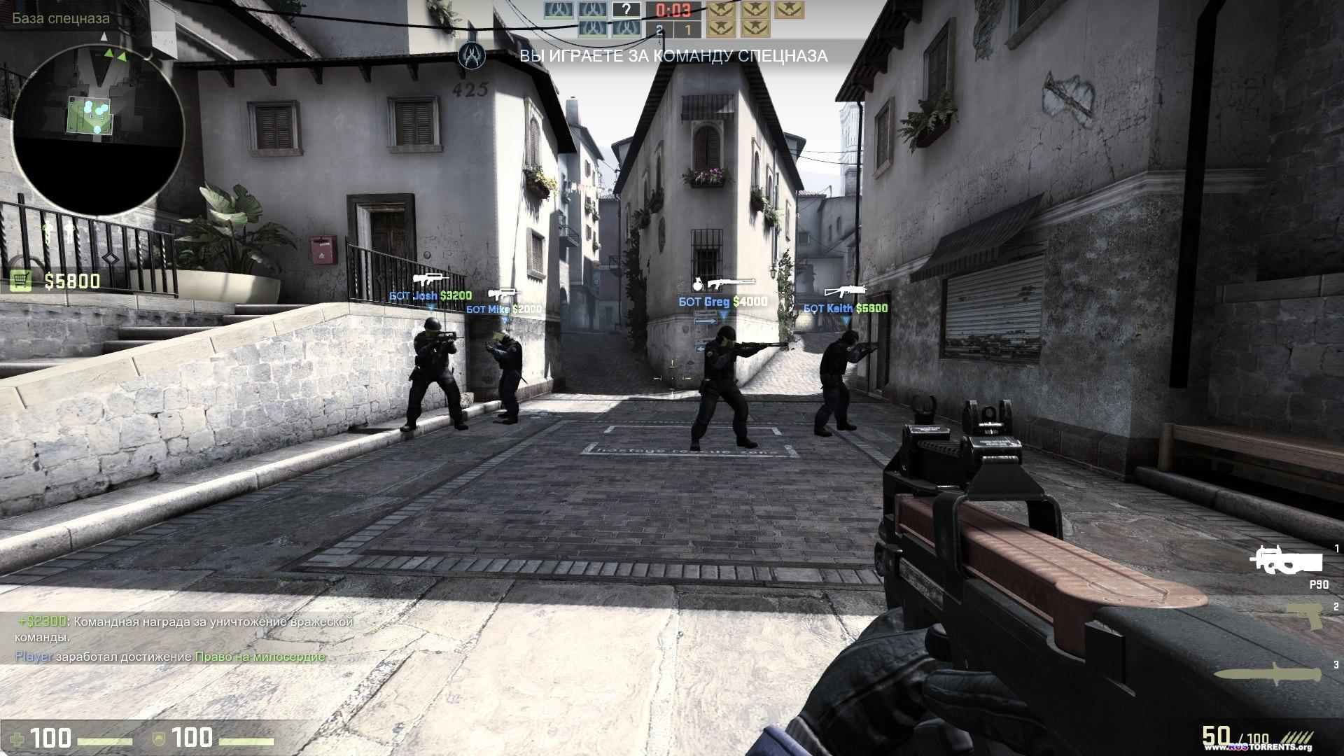 Counter-Strike: Global Offensive [v.1.34.5.0] | PC | RePack by Tolyak26