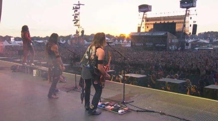 Alice Cooper - Raise The Dead Live From Wacken | DVDRip