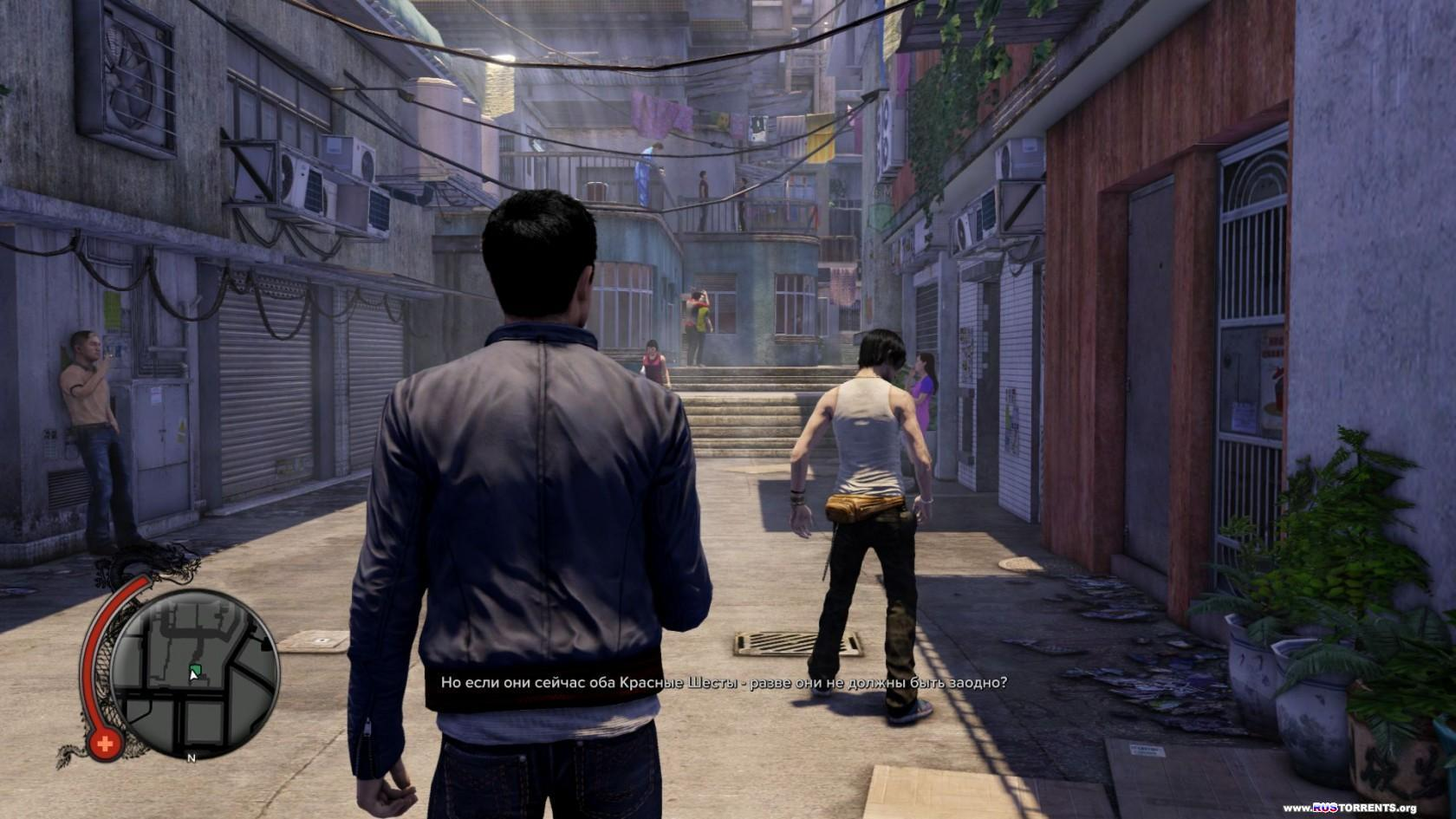 Sleeping Dogs: Definitive Edition [Update 1] | PC | RePack от R.G. Catalyst