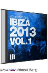 VA - Monster Tunes Ibiza 2013 Vol.1 [2013, MP3, 320 kbps]