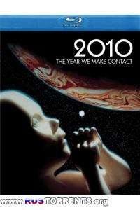 Космическая одиссея 2010 | BDRip-AVC