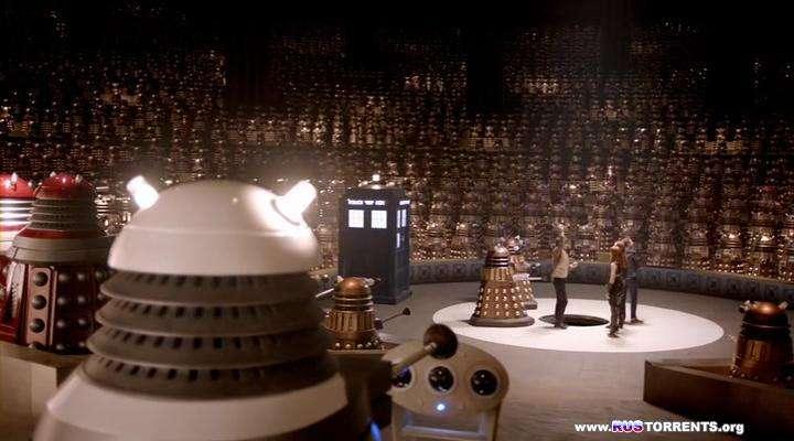 Доктор Кто [S01-07] | DVDRip, HDTVRip, WEB-DLRip