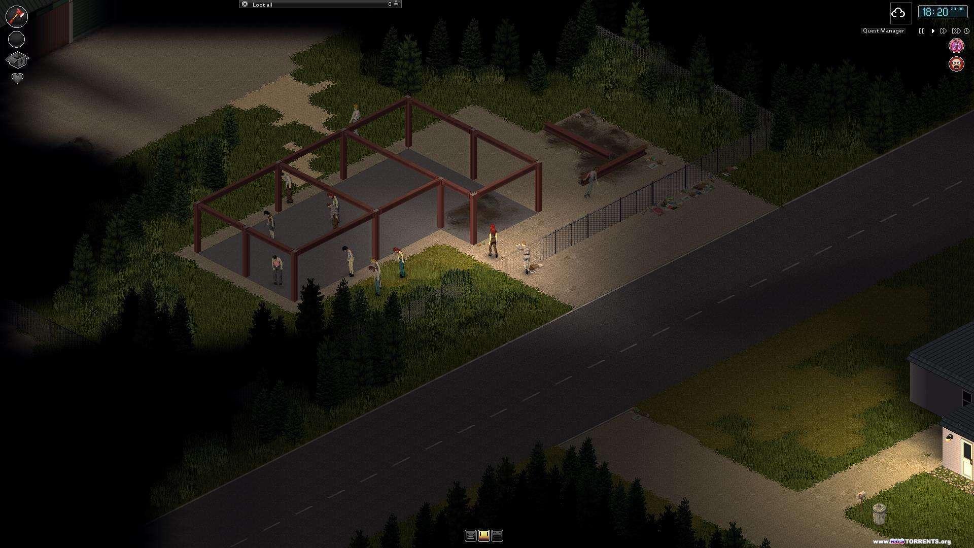 Project Zomboid | PC | RePack �� R.G. ILITA