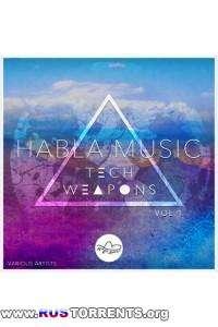VA - Tech Weapons, Vol. 1