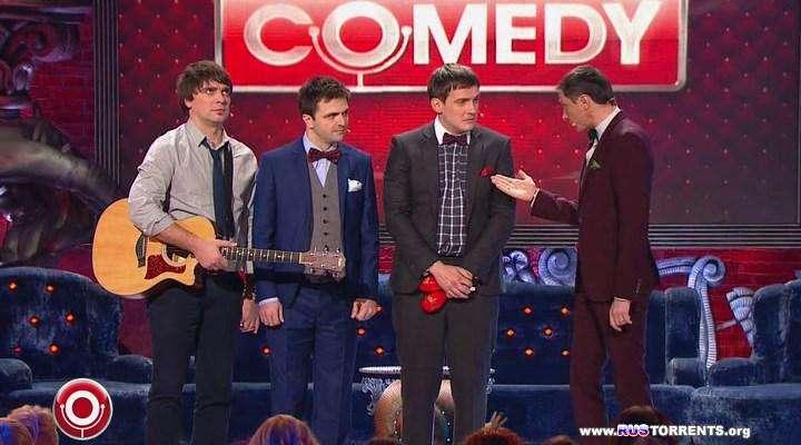 Новый Comedy Club [эфир от 14.02.] | WEBDLRip