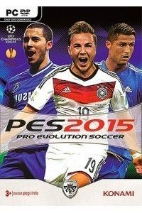 PES 2015 / Pro Evolution Soccer 2015 | PC | RePack от R.G. Механики