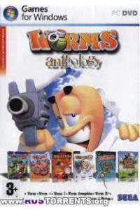 Worms: Антология [Repack от R.G.ReCoding]