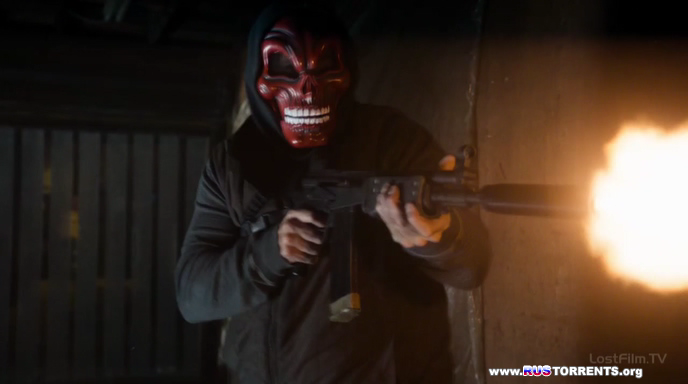 Стрела [01 сезон: 01-23 серии из 23] | WEB-DLRip | LostFilm