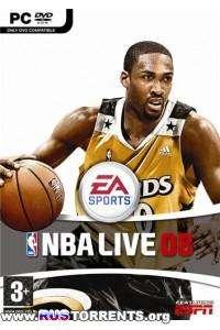 NBA Live 08 | PC | (P)