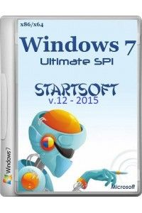 Windows 7 Ultimate SP1 x86/x64 PE WPI StartSoft 12 RUS