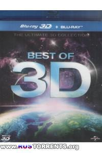 Best of 3D (Vol. 1-9) | BDRip 1080p | 3D-Video | halfOU