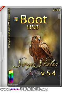 Boot USB Sergei Strelec Windows 8 PE v.5.4 x86/x64