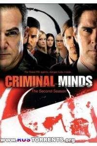 Мыслить как преступник (2 сезон, 1-23 серии) | HDTVRip, DVDRip