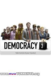 Democracy 3: Social Engineering | PC | RePack от xatab