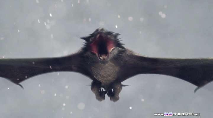 Корона и дракон | BDRip | Лицензия