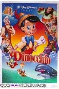Пиноккио | BDRip 1080p