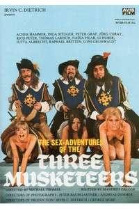 Сексуальные приключения трех мушкетеров | BDRip 1080p | A