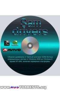 SamDrivers 14.8.2 - Сборник драйверов для Windows   PC