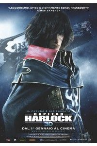 Космический пират Харлок | BDRip | Лицензия