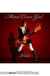 VA - Metal Cover Girl Vol.3