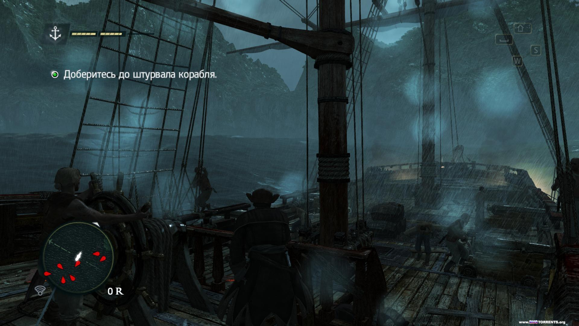 Assassin's Creed IV: Black Flag. Deluxe Edition | PC | Rip от R.G. Revenants