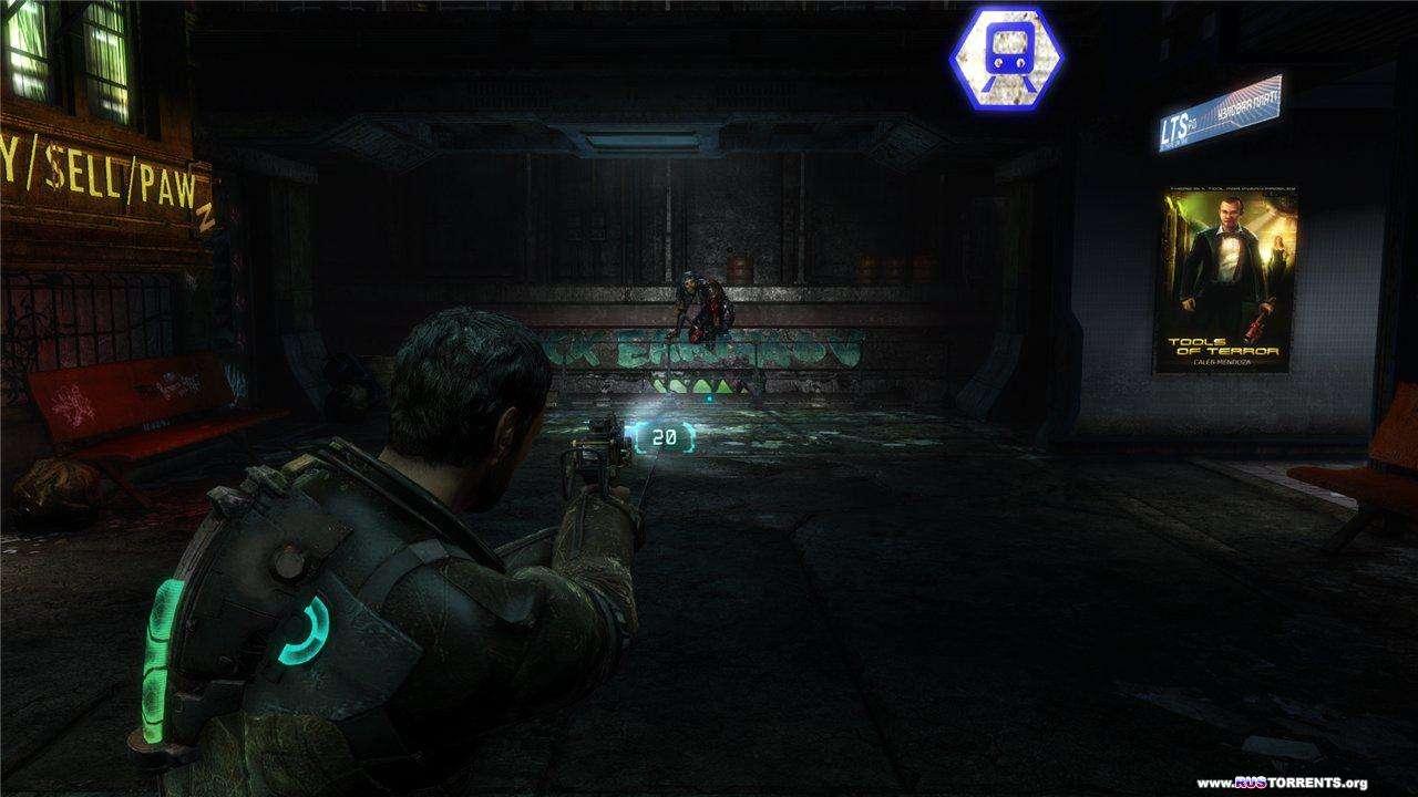 Dead Space 3 (2013) PC | RePack от R.G. Механики
