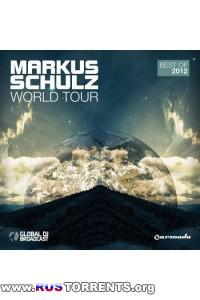 VA - Markus Schulz World Tour Best Of 2012