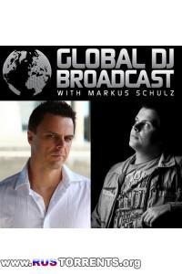 Markus Schulz - Global DJ Broadcast - guest DNS Project