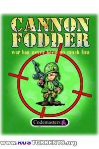 Cannon Fodder | Дилогия