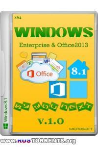 Windows 8.1 Enterprise & Office2013 x64 by You NexT v.1.0 RUS