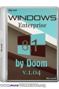 Windows 8.1 Enterprise х86/х64 by Doom v.1.04 RUS | РС