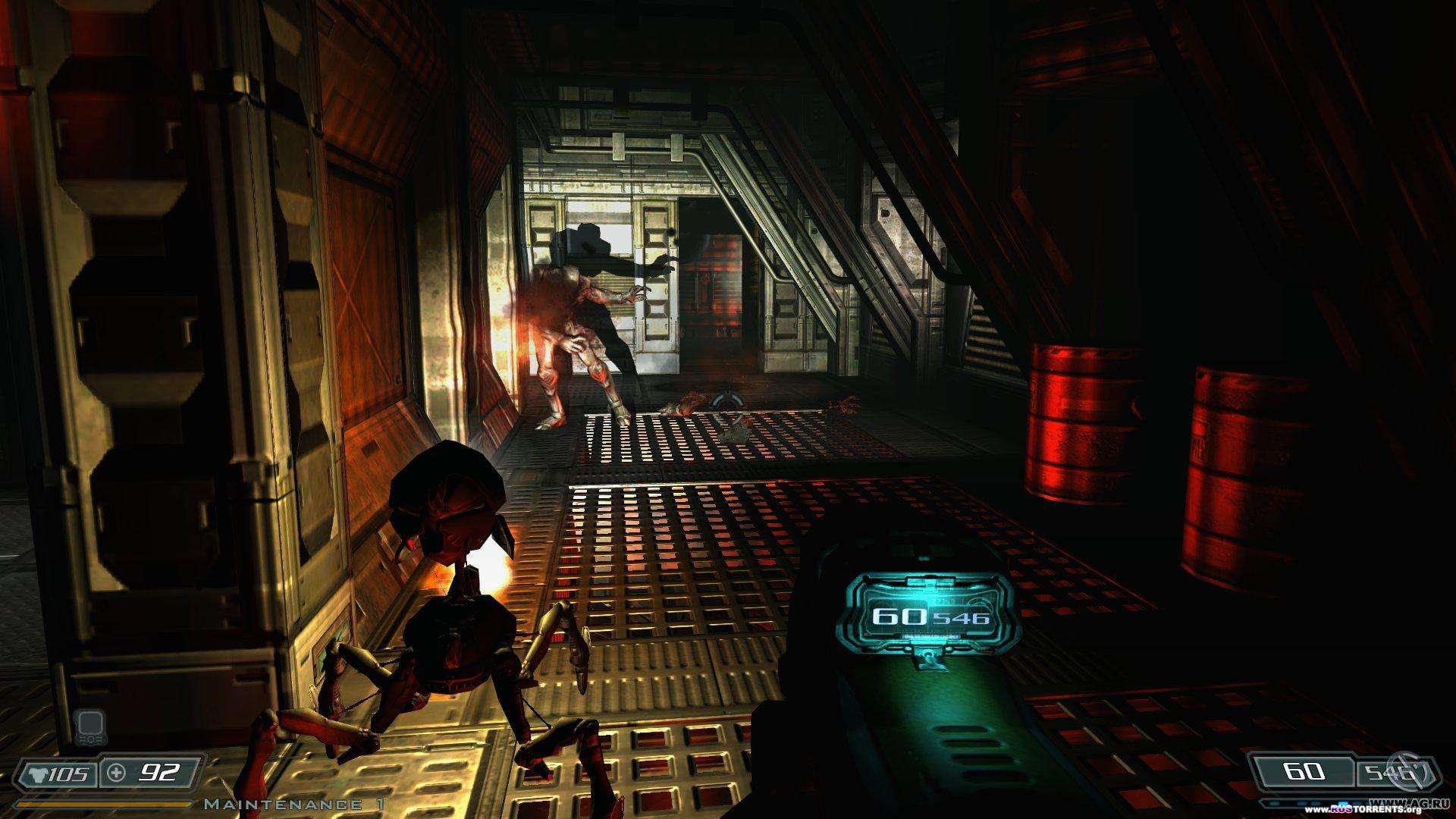 Doom 3 BFG Edition | PC | Лицензия