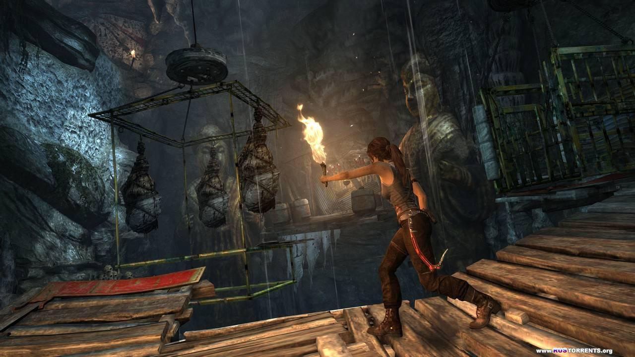 [PS3] Tomb Raider [EUR/RUS/ENG] [RIP]